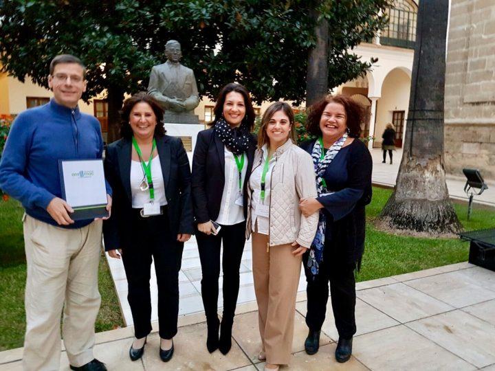 Representantes de ANSEMAC se reúnen con el Presidente de la Comisión de Medio Ambiente del Parlamento de Andalucía