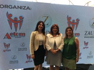 """Vanessa Villegas, Secretaria General de Ansemac, participa con una ponencia en las Jornadas de Medio Ambiente """" Nuestro Futuro, Nuestra Responsabilidad """""""