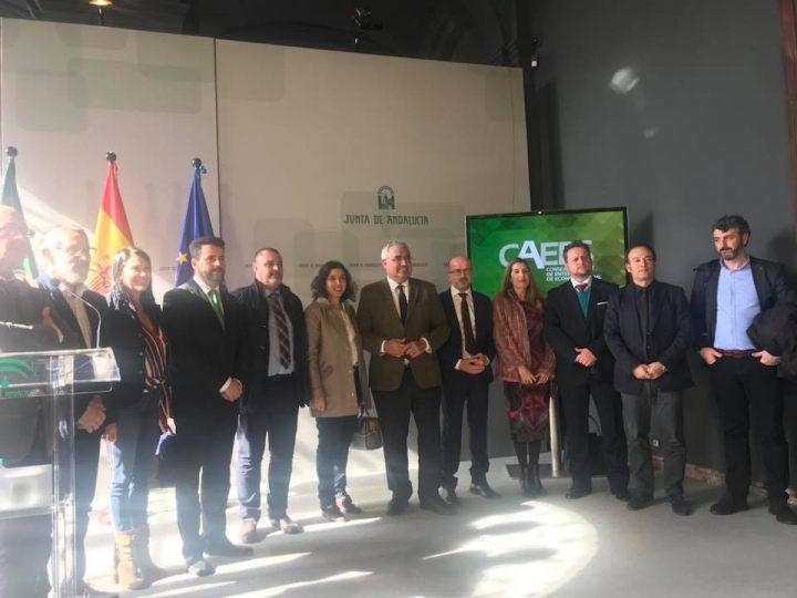 ANSEMAC estuvo presente en la Presentación del Consejo Andaluz de Entidades de Economia Social