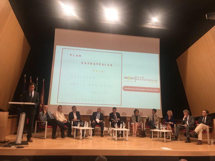 Plan Estratégico 2030  Sevilla
