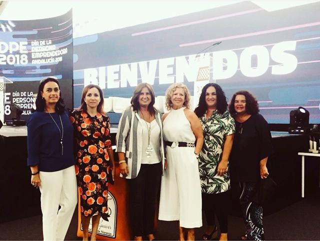 ANSEMAC, en el Día de la persona emprendedora en el Circuito de Jerez