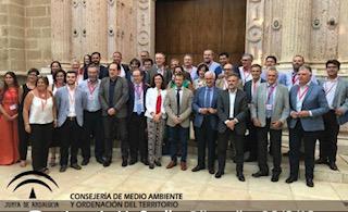 Aprobación  Ley Andaluza contra Cambio Climático