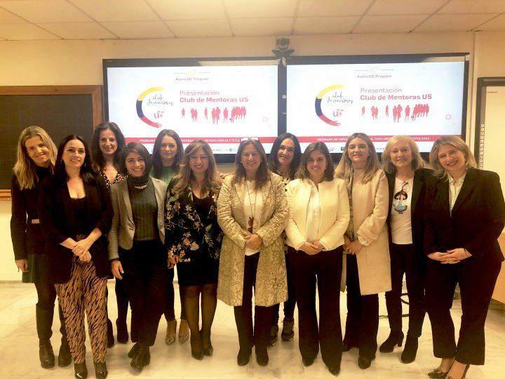 Nace el Club de Mentoras de la Universidad de Sevilla