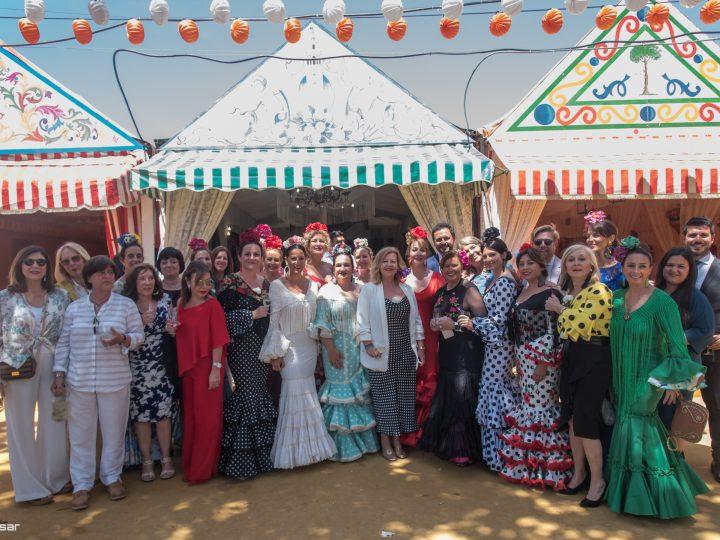 Recepción – Networking Feria de Sevilla 2019