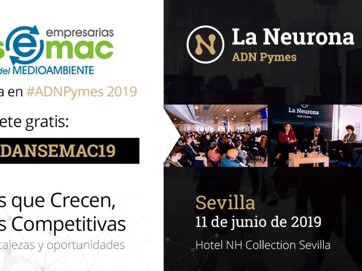 Próxima Jornada «Pymes que Crecen, Pymes Competitivas»