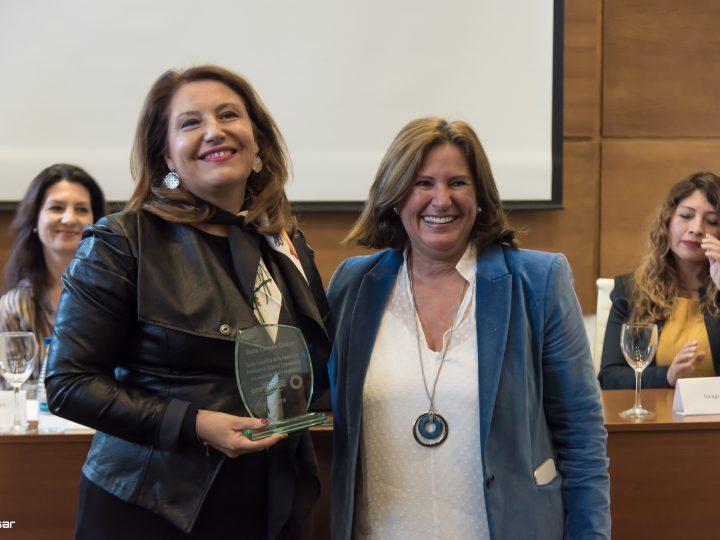 Carmen Crespo y Cristina Gallach socias del Comité de Honor ANSEMAC