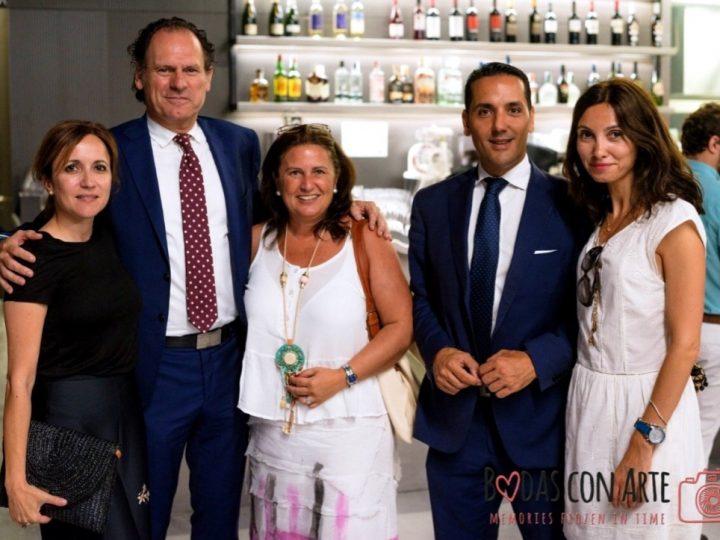 Representantes de Ansemac, acuden al acto de entrega de los XXI Premios Andalucía de Medio Ambiente.
