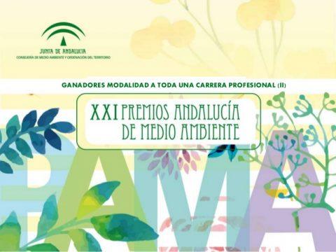 XXI edición de los Premio Andalucía de Medio Ambiente