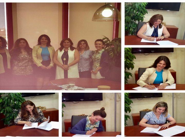 Constituída la Asociación Andaluza de Mujeres Empresarias del Sector del Medio Ambiente – ANSEMAC-