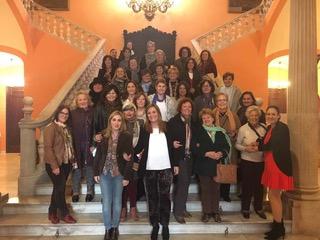 ANSEMAC acude a la Convocatoria Extraordinaria del Consejo Municipal de la Mujer del Ayuntamiento de Sevilla