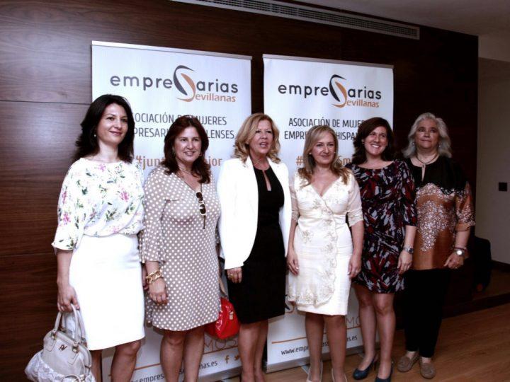 Ansemac acude a la presentación institucional de la Asociación de Mujeres Empresarias Hispalenses – Empresarias Sevillanas –