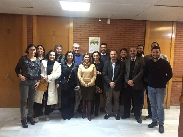 Inmaculada Arjona, Tesorera de Ansemac,participa como experto en el marco de un proyecto para promover una mejor gestion energética en edificios públicos