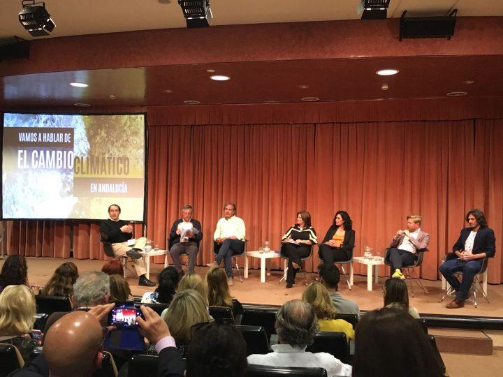 «Vamos a hablar de… El Cambio Climático en Andalucía»   Debates en Canal Sur Radio y Televisión