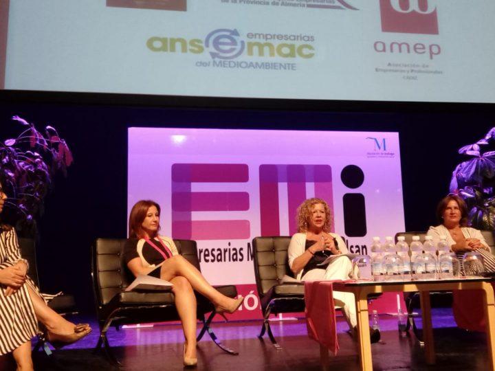 ANSEMAC en el Congreso EMI con Empresarias Malagueñas Impulsan