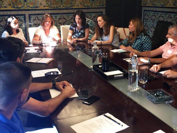 ANSEMAC y AGRESUR trabajan de forma conjunta para afianzar el tejido empresarial andaluz