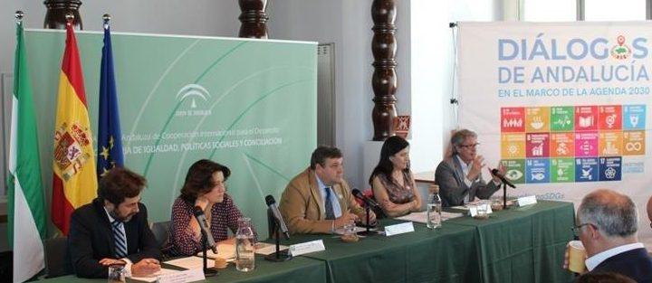 ANSEMAC participa en Jornada Diálogos de Andalucía en el marco de la Agenda 2030