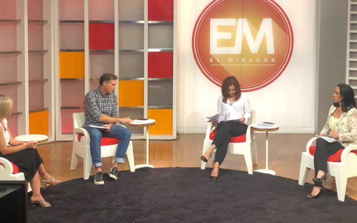 """El programa de TV """"El Mirador"""" estrena  """"Talento Femenino"""" junto a Ansemac"""