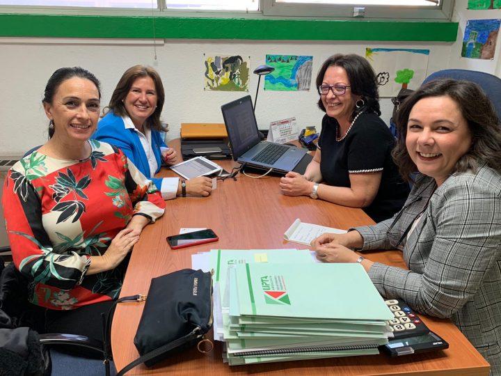 Ansemac y UPTA se reúnen para abordar líneas de colaboración