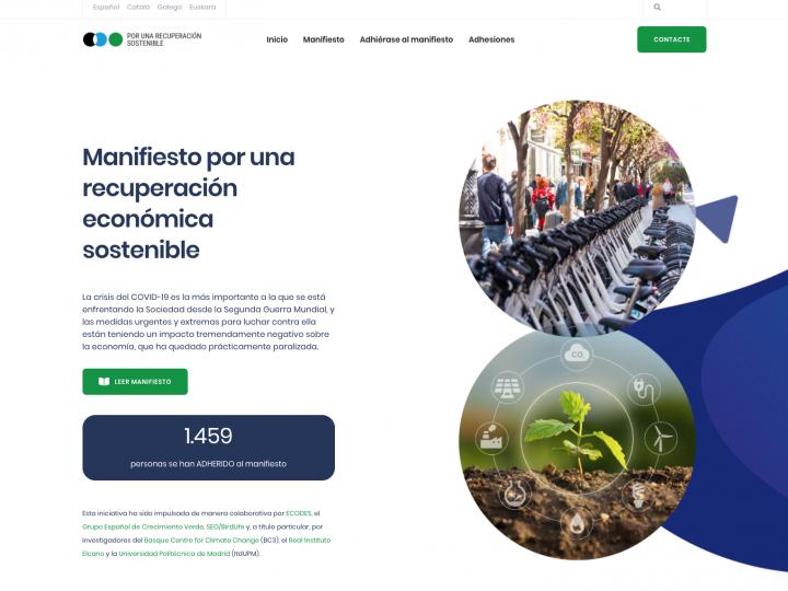 Ansemac comprometida con una recuperación sostenible