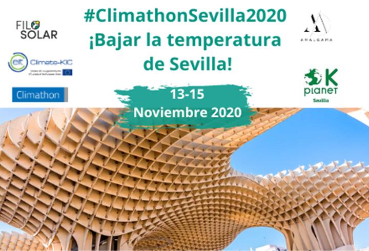 ANSEMAC se suma al Climathon Sevilla 2020