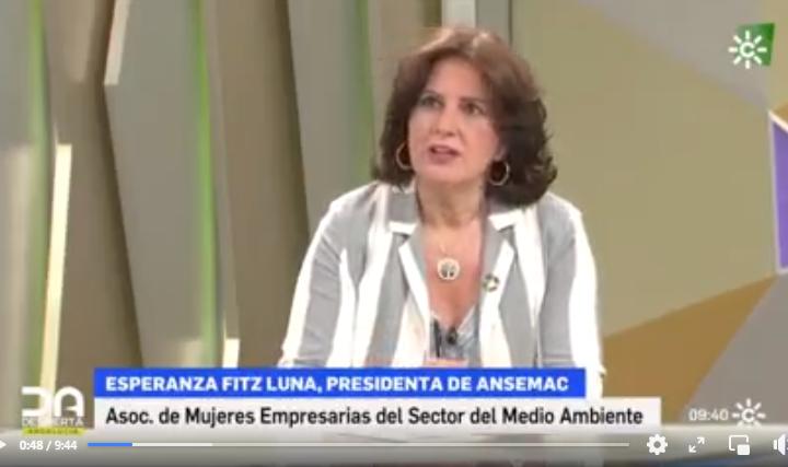 ¿Qué es Ansemac? Lo explicamos en 'Despierta Andalucía'